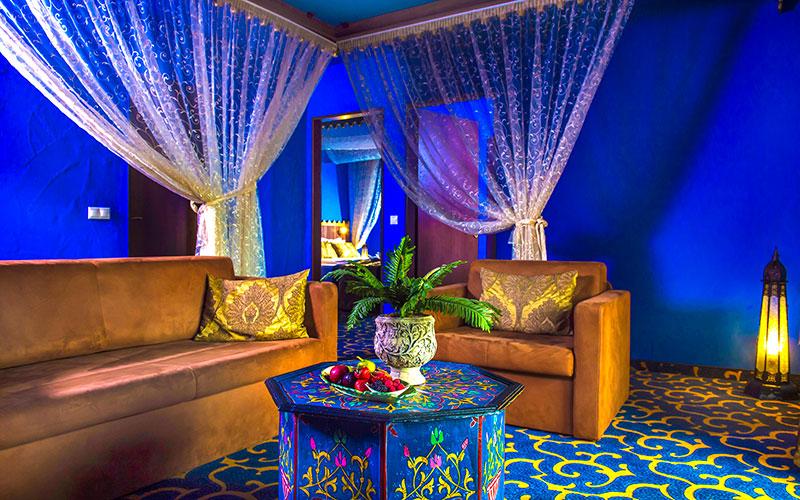 Shiraz Babylon Grand Suite A Thematic Grand Suite