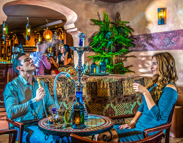 Mesés Shiraz Hotel**** Egerszalók - Grátisz élmények