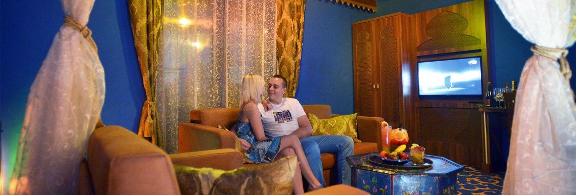 Babilon Grand apartmán :: Shiraz